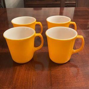 Corning coffee cups